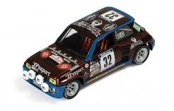 Renault 5 Turbo #32 D. Auriol-B. Occelli Tour de Corse 1984