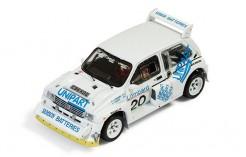 MG Metro 6r4 #20 H. Toivonen-N. Wilson Rac Rally 1986 - unavailable