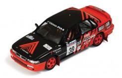 Mitsubishi Galant VR-4 Evo #38 (Advan) S. Yamauchi-M. Taguchi Rac Rally 1991