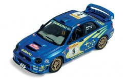 Subaru Impreza WRC M. Martini Rallye Monte Carlo 2001