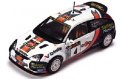 "FORD FOCUS WRC ""MARTINI RACING"" C.McRAE winner CYPRUS 2001"