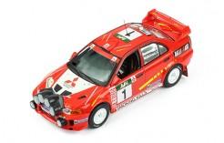 MITSUBISHI Lancer EVO Ⅴ #1 T.Makinen/R.Mannisenmaki Winner Rally Australia 1998