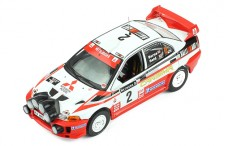 MITSUBISHI Carisma GT 1998 Rally GB Winner R.Burns/R.Reid