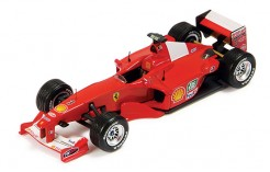 FERRARI F1 2000 #3 M.SCHUMACHER winner USA GP 2000