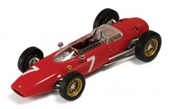 FERRARI 156 F1 #7 J.SURTEES winner GP Nurburgring 1963