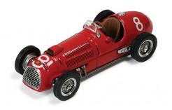 FERRARI 125 F1 #8 - A. Ascari - winner ITALY GP - 1949