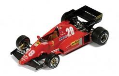 Ferrari 126C3 #28 R. Arnoux German GP Hockenheim 1983