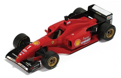 Ferrari F310 #1 M. Schumacher Winner GP Barcelona 1996