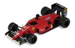 Ferrari F1 87 #28 G. Berger Winner Japanese GP 1987