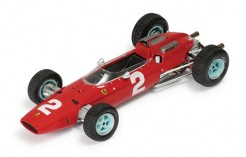Ferrari 158 F1 #2 J. Surtees Winner Italian GP Monza 1964