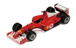 Ferrari F2002 #2 R. Barrichello Winner German GP Nurburgring 2002