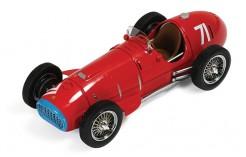 Ferrari 375F1 #71 A. Ascari German GP Nurburgring 1951