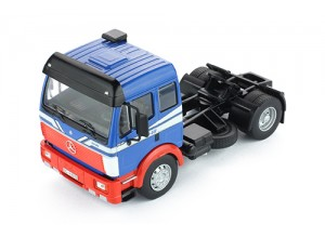 MERCEDES-BENZ SK 1844 1989 Blue and Red
