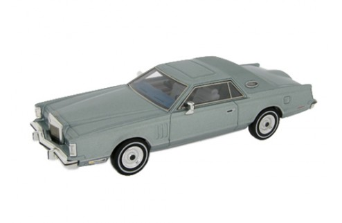 Lincoln Continental MK V Diamond Edition - Metallic Blue - 1979
