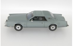 Lincoln Continental MK V Diamond Edition - Metallic Blue - 1979