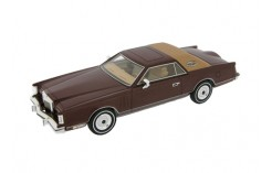 Lincoln Continental MK V - Metalic Brown - 1979