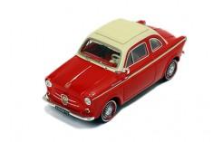 NSU-FIAT Weinsberg 500 - Red - 1960