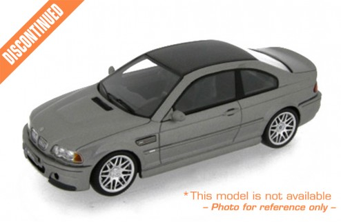 BMW M3 CSL - Steel Grey Metallic - 2003