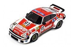 PORSCHE 934 #91 24h Le Mans 1980