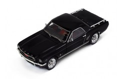 FORD MUSTANG Mustero 1966 Black (Resin)