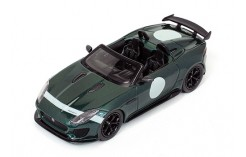 JAGUAR F-Type Project 7 2015 Green (Resin)