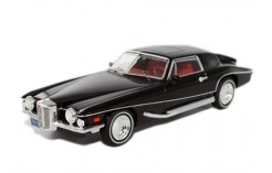 Stutz Blackhawk Coupe - Black - 1971