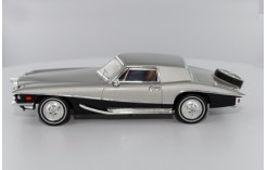 Stutz Blackhawk Coupe - Blue and Silver - 1971