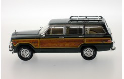 Jeep Wagoneer - Green - 1989