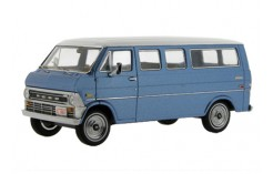 Ford Econoline - Blue - 1971