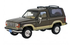 Ford Bronco II - 2 Tones Brown - 1989