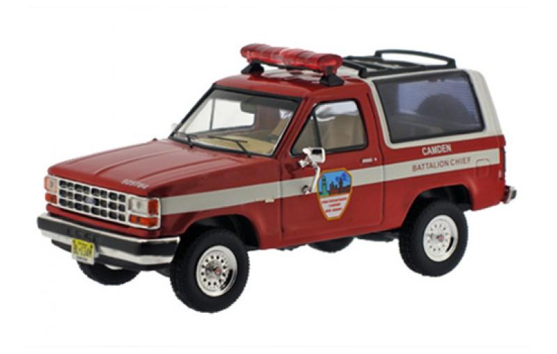 Bronco II  FDCNJ Fire Department Camden New Jersey  1989