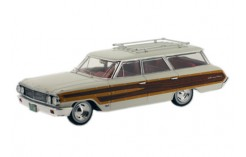 Ford Country Squire - Cream - 1964