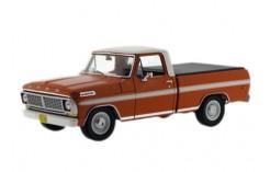 Ford F100 - Orange - 1970