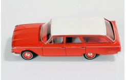 Ford Ranch Wagon - Red - 1970