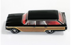 Ford Country Squire - Black - 1970