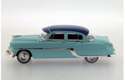 Pontiac Chieftan - 2-Tones Blue - 1954
