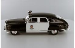 Nash Ambassador - Los Angeles Police - 1950