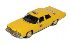 Chevrolet Bel Air - New York Taxi - 1973