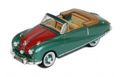 Austin A90 Atlantic World Endurance Record - Metallic Green - 1949