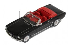Ford Mustang Convertible - Black - 1965