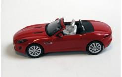 JAGUAR F-Type V8 S - Red - 2013