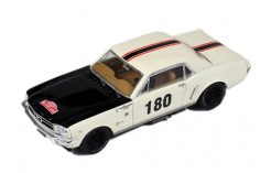 Ford Mustang - #180 Geminiani/Anquetil 1965 Rallye Monte Carlo - 1965
