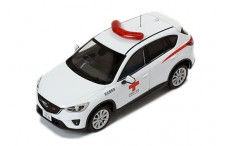 MAZDA CX-5 Red Cross Ambulance 2013
