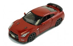 NISSAN GT-R Black Edition - Bordeaux - 2015