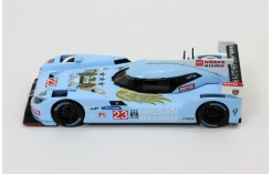 NISSAN GT-R LM Nismo #23 M. City Edition - Blue - 2015