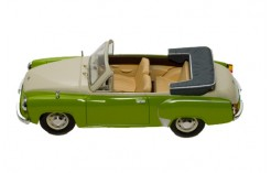 Wartburg 311 Cabrio - Green & off White - 1954