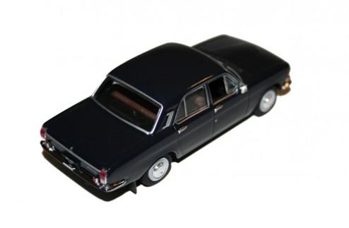 Gaz Volga M24 - Dark Blue - 1967
