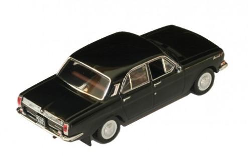Gaz Volga M24 - Black - 1967