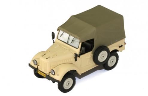 Gaz 69 - Sand - 1954
