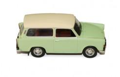 Trabant 601 Kombi - Pastel Green & White - 1965